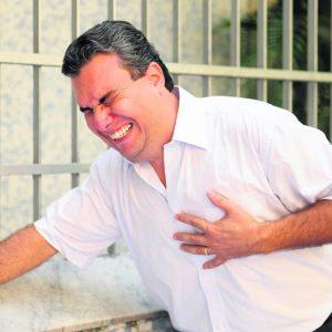 Резкое повышение АД - криз - опасность инфаркта